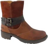 Bos. & Co. Cognac & Fox Devon Waterproof Leather Boot
