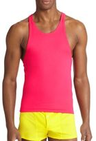 DSQUARED2 Cotton Racerback Tank