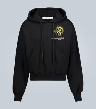 Off-White Multi Symbols hooded sweatshirt