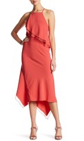 Jason Wu Cady Ruffle Silk Dress