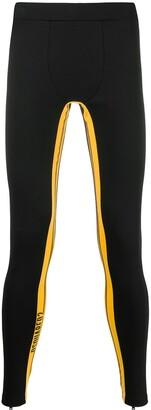DSQUARED2 Stripe Detail Leggings