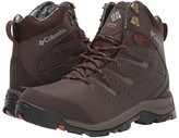 Columbia Gunnisontm II Omni-Heattm (Black/Titanium Grey Steel) Men's Cold Weather Boots