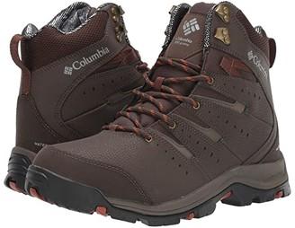 Columbia Gunnisontm II Omni-Heattm (Black/Titanium Grey Steel) Men's Cold Weather Boots