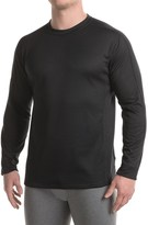 Marmot Power Dry® Midweight Base Layer Top - Crew Neck, Long Sleeve (For Men)