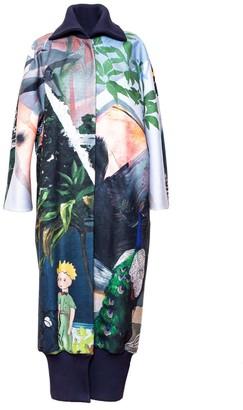 Artista Forest Maxi Coat