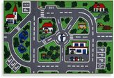Fun Rugs Streets 1-Foot 7-Inch x 2-Foot 5-Inch Accent Rug