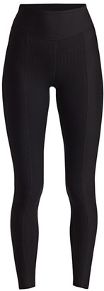Years Of Ours Ribbed 54 Athletic Leggings