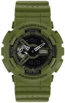 G-shock Ga110l Green Resin Watch