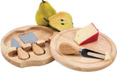 Picnic Time Brie Cheeseboard with Tools