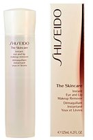 Shiseido Ts instant Eye and Lip Makeup Remover Makeup Remover for Unisex, 4.2 Fl. Oz.