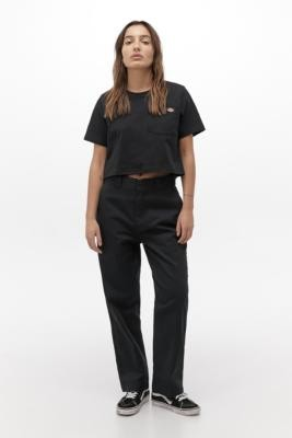 Dickies Black Skate Trousers - Black 24 at Urban Outfitters