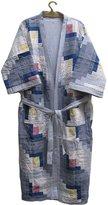 "Unknown Bath Robe Sail Style Cotton Medium 50"" X 60"" | Renovator's Supply"