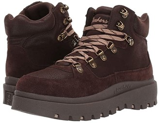 Skechers Shindigs (Chocolate) Women's Boots