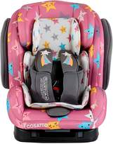 Cosatto Hug Group 123 Isofix Car Seat -Happy Stars