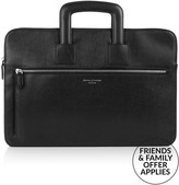 Aspinal of London Men's Leather Connaught Document Folder
