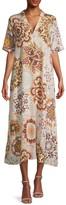 Thumbnail for your product : Momonì Altamura Maxi Tunic Dress