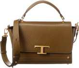 Thumbnail for your product : Tod's Tods Leather Shoulder Bag