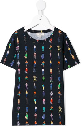 Paul Smith all-over print T-shirt