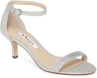 Nina Clarice Ankle Strap Sandal