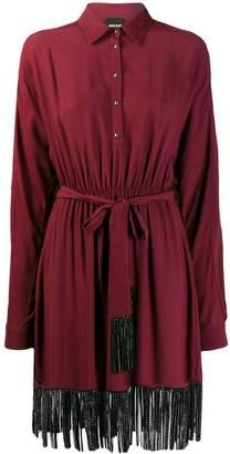 Just Cavalli tassel detail dress