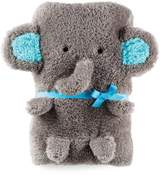 Mud Pie Baby Blanket - Elephant