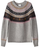 Vila Round Neck, Fine-Knit Sweater