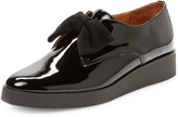 F-Troupe Women's Metallic Leather Loafer