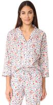 Sleepy Jones Liberty Edenham Floral Marina Pajama Shirt