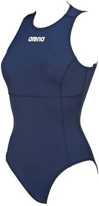 Arena Solid Water Polo One Piece Swimsuit
