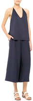 Rosetta Getty Crop Flare Pants