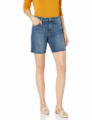 Joe's Jeans Women's Midrise Cut Off Bermuda Short