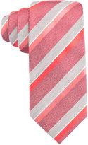 Alfani Spectrum Men's Geoff Wide-Striped Slim Tie, Only at Macy's