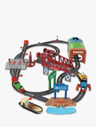 Thomas & Friends TrackMaster Day Out On Sodor Train Set