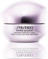 Shiseido White Lucent Anti-Dark Circles Eye Cream/0.53 oz.