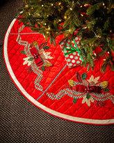 Mackenzie Childs MacKenzie-Childs Tartan Frost Tree Skirt