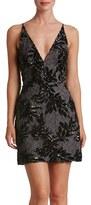 Dress the Population Women's Jordyn Sequin Sheath Dress