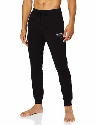 Emporio Armani Men's Homewear - Thin Eagle Trousers Sports
