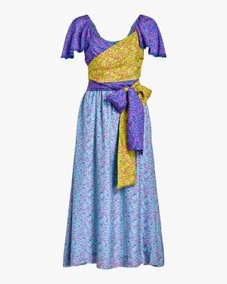 Tanya Taylor Teigan Midi Dress