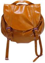 Latico Leathers Women's Jem Backpack 7986 - Orange Leather Casual Handbags