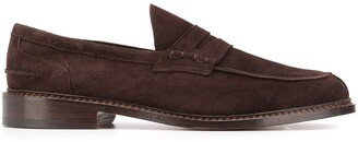 Tricker's Penny slip-on loafers