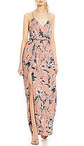 Style Stalker Iris Printed Maxi Dress