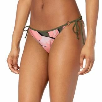 Body Glove Women's Brasilia Tie Side Cheeky Bikini Bottom Swimsuit