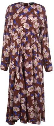 Sportmax Code Alan Floral Dress