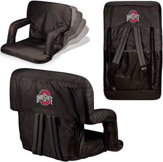 ONIVA™ Ohio State Buckeyes Ventura Seat Portable Recliner Chair
