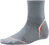 Smartwool PhD Cycle Ultralight Socks - Merino Wool-Nylon, 3/4 Crew (For Men and Women)