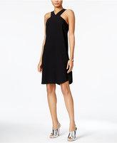 Armani Exchange Sleeveless Shift Dress