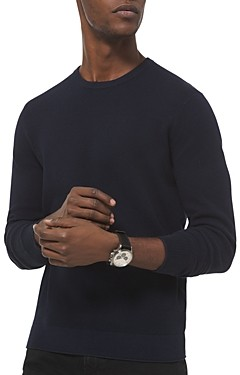 Michael Kors Mix Stitch Crewneck Sweater