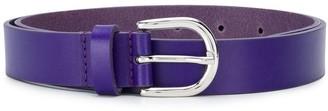 Isabel Marant Slim Buckle Belt