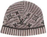 Louis Vuitton Monogram Tweed Hat