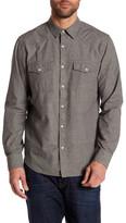 Lucky Brand San Berdu Classic Fit Western Shirt